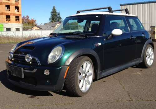 2003 Mini Cooper S - for sale in Corvallis, OR