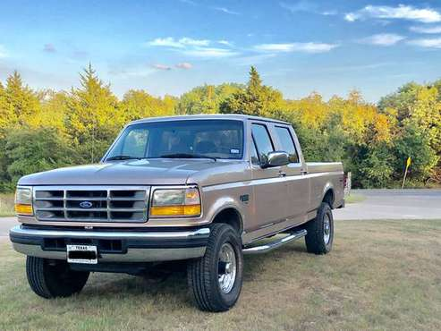 Extremely Well Kept / 7.3 Powerstroke Diesel / 4x4 for sale in Plano, TX