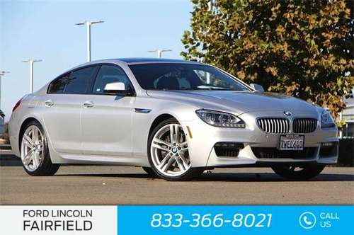 2014 BMW 650i Gran Coupe for sale in Fairfield, CA