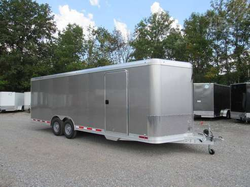 2014 24 Foot Featherlite Enclosed Car Hauler for sale in Corvallis , MT