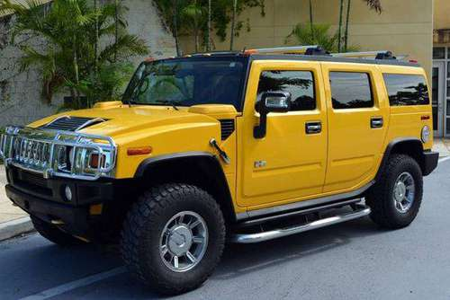 2007 HUMMER H2 Base 4dr SUV 4WD ***BAD CREDIT DONT WORRY!!! for sale in Miami, FL