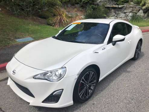 2013 Scion FR-S FRS Coupe --Low Miles, Clean title, 6speed-- for sale in Kirkland, WA