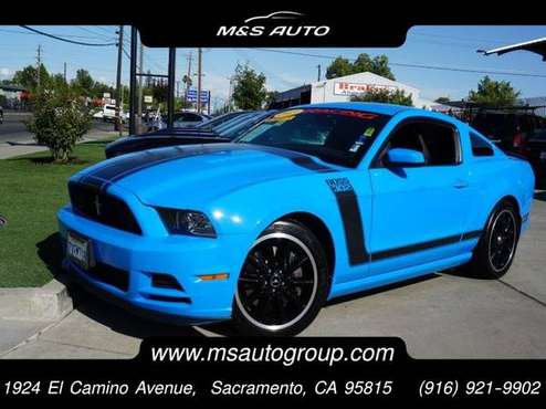 2013 Ford Mustang Boss 302 Coupe for sale in Sacramento , CA