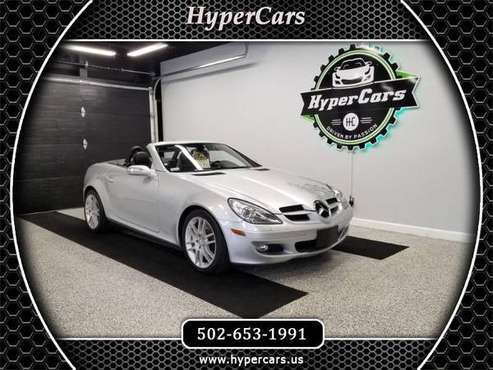 2008 Mercedes-Benz SLK SLK350 for sale in New Albany, KY