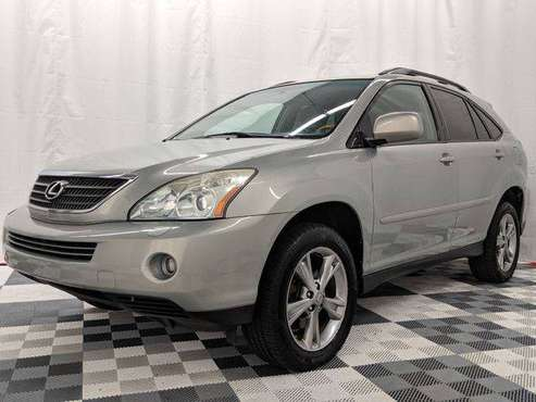 2007 LEXUS RX 400H for sale in North Randall, OH