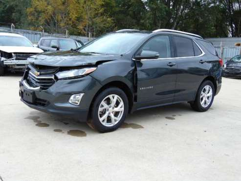 2019 Equinox AWD - Repairable # 19-503 for sale in Faribault, MN