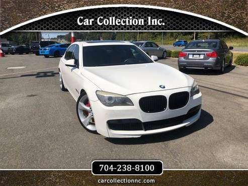 2011 BMW 7-Series 750Li ***FINANCING AVAILABLE*** for sale in Monroe, NC