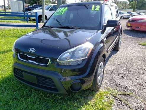 2012 KIA SOUL**5-SPEED**COLD AC**FUEL EFFICENT**WONT LAST** for sale in FT.PIERCE, FL