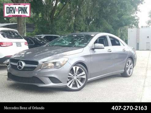 2016 Mercedes-Benz CLA-Class CLA 250 SKU:GN331377 Sedan for sale in Maitland, FL