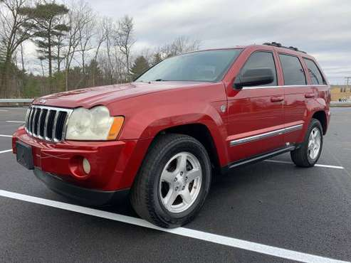 2006 JEEP GRAND CHEROKEE LIMITED 4x4 RUST FREE SOUTHERN JEEP... for sale in Salisbury, MA