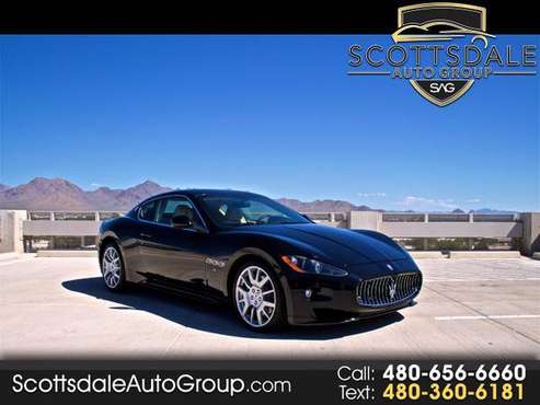 2012 Maserati GranTurismo 2dr Cpe GranTurismo S for sale in Scottsdale, NM