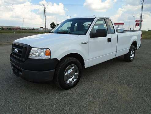 2008 Ford F-150 XL Regular Cab Pickup Truck for sale in Lancaster, OH