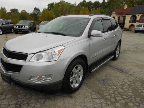 Chevrolet Traverse LT AWD 3rd ROW Back Up Camera **1 year warranty** for sale in hampstead, RI