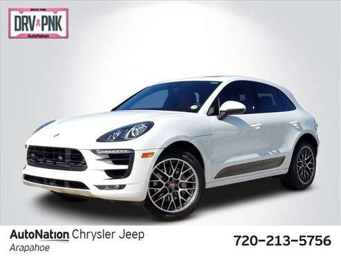 2017 Porsche Macan S AWD All Wheel Drive SKU:HLB20266 for sale in Englewood, CO
