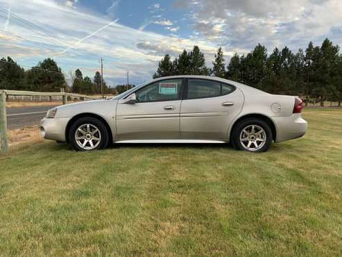 2008 Pontiac Grand Prix - (4) snow tires w/rims INCLUDED! - cars &... for sale in Bend, OR