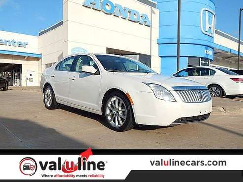 2010 Mercury Milan White Platinum Tri-Coat **Save Today - BUY NOW!** for sale in Edmond, OK