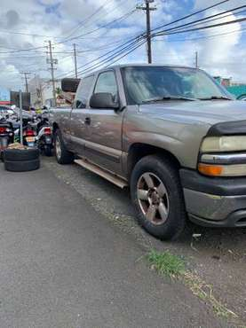 Chevy truck for sale 1999 for sale in Honolulu, HI