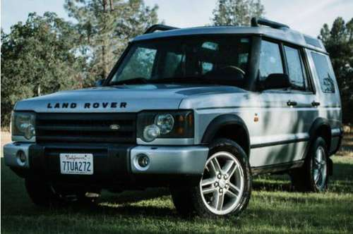 2004 Land Rover Discovery SE for sale in Redding, CA