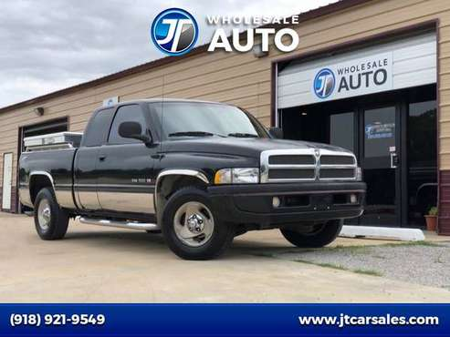 1998 Dodge Ram 1500 4dr Quad Cab *CARFAX *Sharp Truck! for sale in Broken Arrow, OK