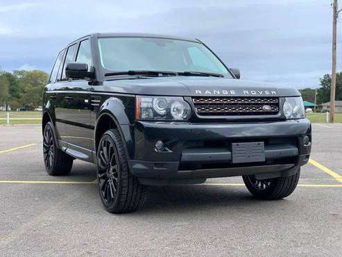 2012 Land Rover Range Rover Sport HSE Limited Edition 4x4 4dr SUV for sale in Des Arc, AR
