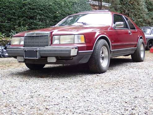 1988 Lincoln MK VII LSC - cars & trucks - by dealer - vehicle... for sale in Niantic, CT