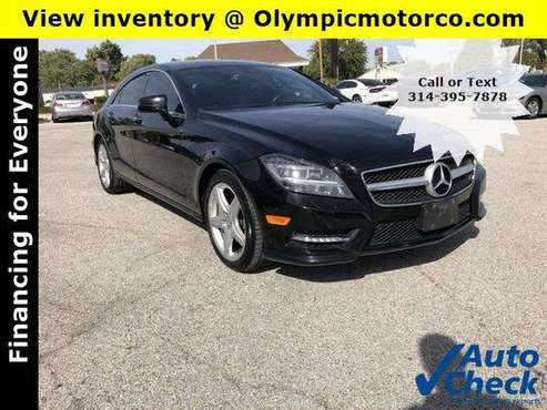 2013 Mercedes-Benz CLS 550 * World Class Luxury * Black * Warranty for sale in Florissant, MO