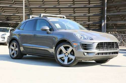 2018 Porsche Macan Sport Edition for sale in Mill Valley, CA