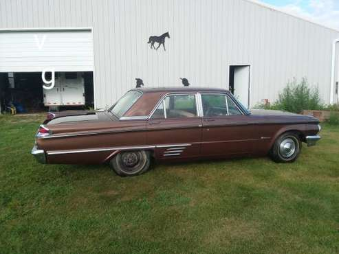 1962 mercury meteor for sale in CENTER POINT, IA