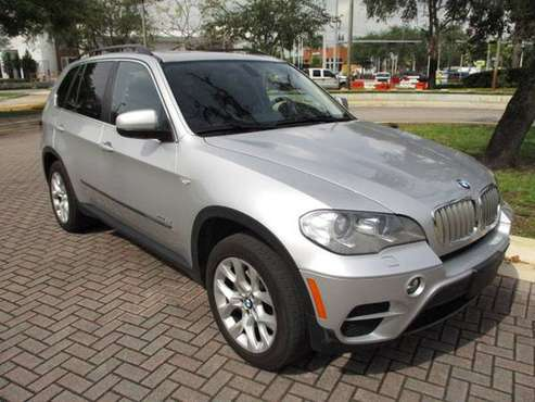 2013 BMW X5 xDrive35i Panoramic Roof Navigation Heated Fronts & Rears for sale in Ft. Lauderdale, FL