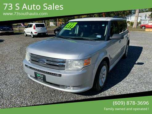 2010 FORD FLEX SE CROSSOVER - cars & trucks - by dealer - vehicle... for sale in HAMMONTON, NJ