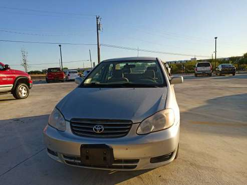 2004 Toyota Corolla LE 150k miles for sale in Pflugerville, TX