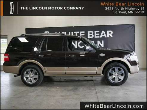 2013 Ford Expedition King Ranch *NO CREDIT, BAD CREDIT, NO PROBLEM!... for sale in White Bear Lake, MN