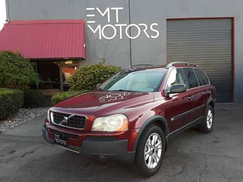 2004 Volvo XC90 All Wheel Drive XC 90 T6 AWD 4dr Turbo SUV for sale in Milwaukie, OR