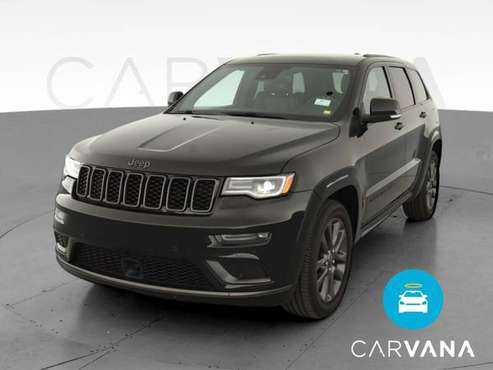 2018 Jeep Grand Cherokee High Altitude Sport Utility 4D suv Black -... for sale in San Bruno, CA