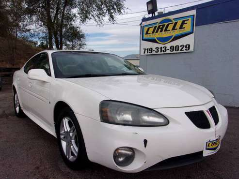 2007 Pontiac Grand Prix GT, V6, Sporty Sedan!! - cars & trucks - by... for sale in Colorado Springs, CO