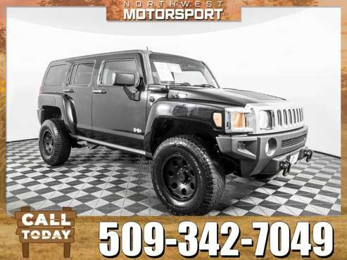 2007 *Hummer H3* 4x4 for sale in Spokane Valley, WA