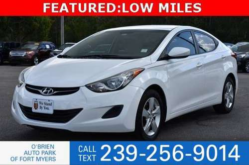 2011 Hyundai Elantra GLS for sale in Fort Myers, FL