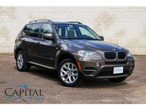 2012 BMW X5 xDRIVE 3rd Row! for sale in Eau Claire, WI