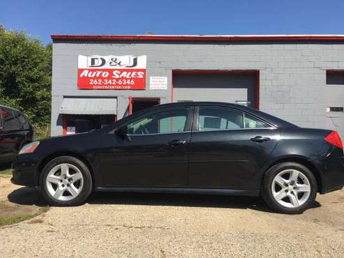 "2010 Pontiac G6 "" Extra Clean"" - cars & trucks - by dealer - vehicle... for sale in Avalon, IL"