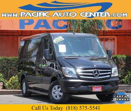 2014 Mercedes-Benz Sprinter 2500 Diesel 144 WB Low Roof Van (26135) for sale in Fontana, CA