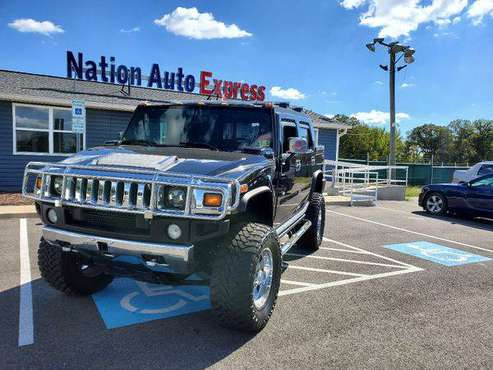 2005 HUMMER H2 SUT $500 down!tax ID ok for sale in White Plains , MD