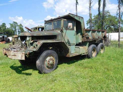 MILTARY DUMP TRUCK FOR PARTS for sale in Spring Hill, KS