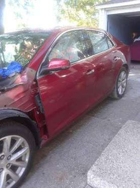 PARTS from red 2013 chevy malibu LTZ for sale in Wyoming , MI