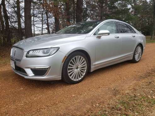 2017 lincoln MKZ reserve 28000 miles - cars & trucks - by owner -... for sale in Pittsville, WI