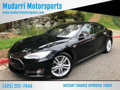 2015 Tesla Model S 70 4dr Liftback CALL NOW FOR AVAILABILITY! for sale in Kirkland, WA