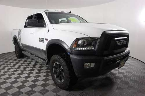 2017 Ram 2500 Bright White Clearcoat *BUY IT TODAY* for sale in Anchorage, AK