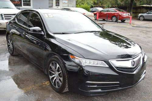2015 ACURA TLX Skyway Motors for sale in TAMPA, FL
