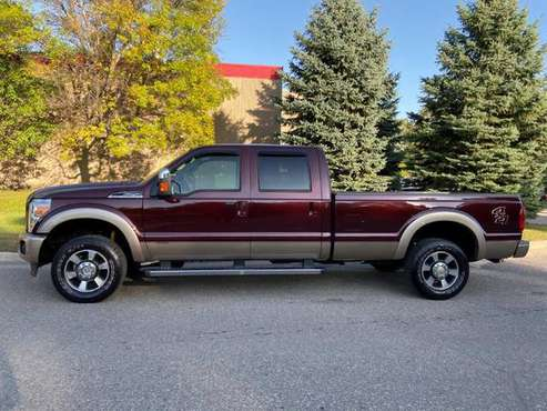 2011 Ford F-250 King Ranch for sale in 3201 West Highway 13 Unit 104, MN