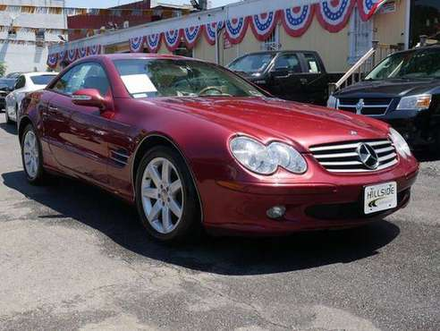 2003 Mercedes-Benz SL-Class SL 500 - BAD CREDIT EXPERTS!! for sale in NEW YORK, NY