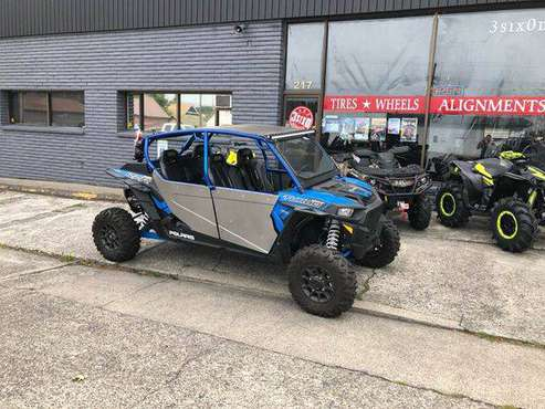 2017 Polaris RZR XP 4 TURBO EPS DRIVE TODAY! for sale in Centralia, WA